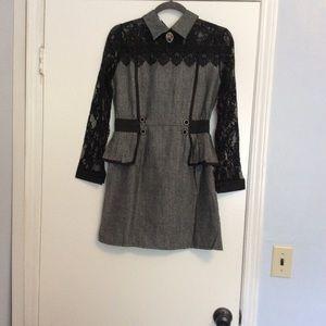 Vintage Lookin Dress NWOT